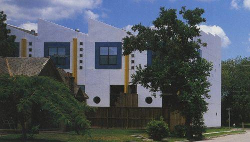 Haddon Townhouses of Houston, Texas, 1984