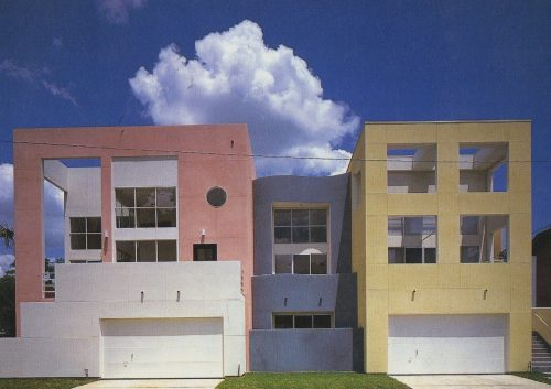 Taggart Townhouses of Houston, Texas, 1984